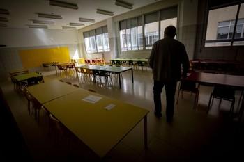 Otras nueve aulas de Burgos, en cuarentena
