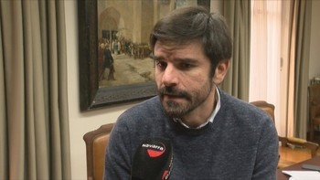 Navarra Suma insiste en pedir la dimisión de Eneko Larrarte