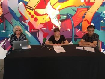 La sala Amós Salvador reabre sus puertas con la exposición 'Arte urbana'