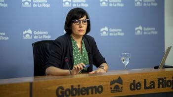 Cristina Rodríguez, directora general de Empleo.