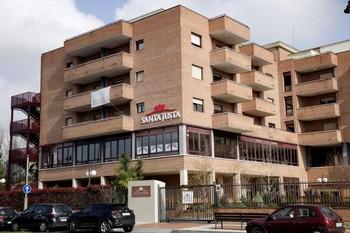 Residencia Santa Justa, en una imagen de archivo.