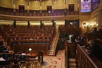 El Congreso aprueba prorrogar hasta mayo el estado de alarma