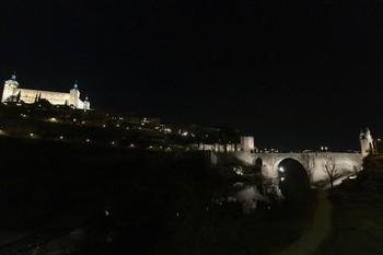 Toledo vuelve a iluminar sus monumentos