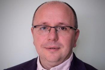 Alberto Lafuente, director del Área de Salud.