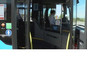Autobuses: a partir del lunes se podrá pagar en metálico