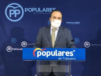 El PP pide para la región la misma política fiscal de Madrid