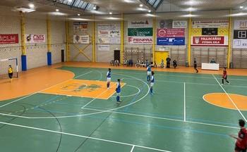 El Unami se planta en su partido ante el Villacañas FS