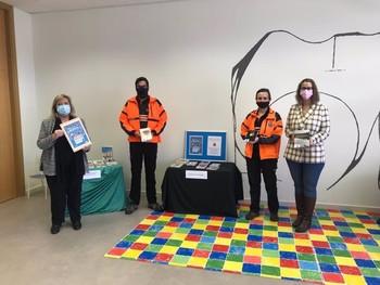 Ayuntamiento de Guadalajara dona libros a Protección Civil