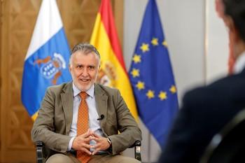 Torres advierte a Europa que Canarias tiene