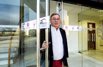 El presidente de Asebutra, José Luis Olivella.