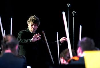 El director de orquesta Pablo Heras-Casado, en una imagen de archivo.