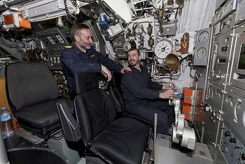 La Armada jubila al Mistral