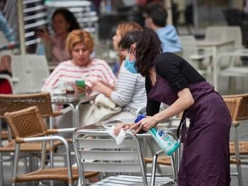 Casi 1,2 millones de personas salieron de un ERTE en junio