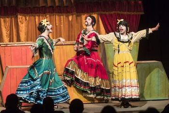 'Y me morí', de Líquido Teatro, se representará el 28 de diciembre en la Casa de Cultura de Gamonal.