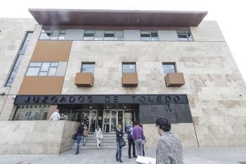 El Palacio de Justicia de Toledo se ubica en Marqués de Mendigorría.