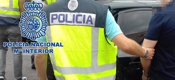Detenido en Burgos un hombre al que se buscaba en Italia