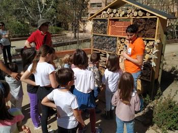 Segovia Educa en Verde retoma las actividades presenciales