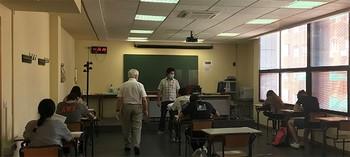 UNEDTalavera acoge pruebas de acceso a alumnos extranjeros