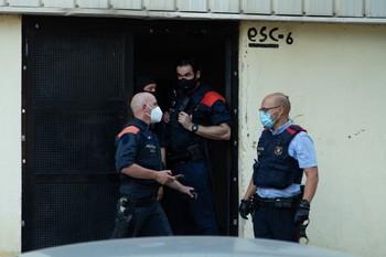 Macrooperación contra un clan delictivo en Barcelona