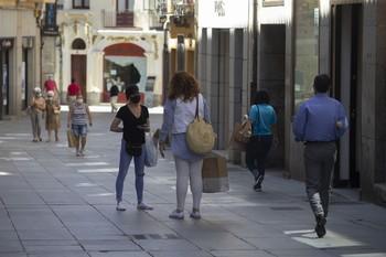La Junta planea pedir el paso de fase en Ávila en dos lunes