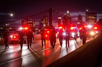 Nueva York amanece saqueada y con más de 700 arrestos