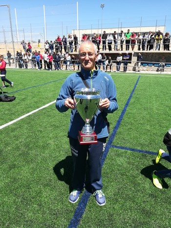 El fútbol abulense pierde a Joaquín Jiménez 'Quini'