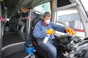 Más de 1,7M€ de ayudas para el transporte de viajeros