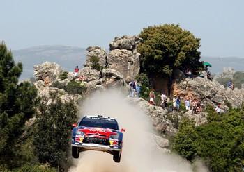 Loeb podría regresar al Dakar