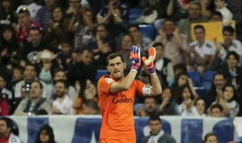 Casillas recuerda su último partido con el Madrid:
