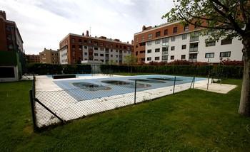 Las piscinas comunitarias aguardan su oportunidad