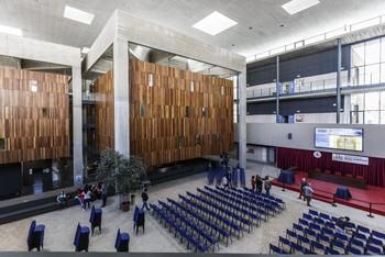 Campus María Zambrano, en una imagen de archivo.
