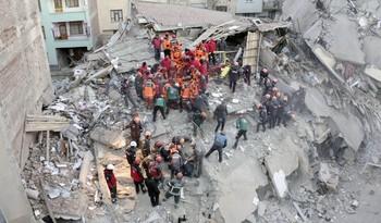 Al menos 22 muertos por el terremoto de Turquía
