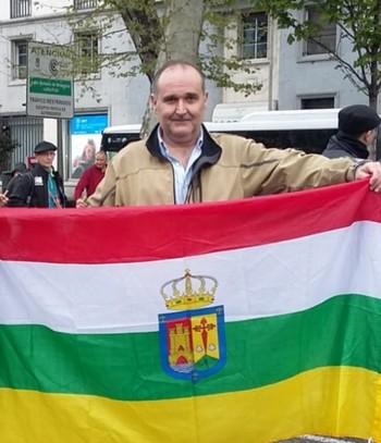 Ángel de Pablo es el presidente de la Asociación por el Desarrollo de la Serranía Celtibérica