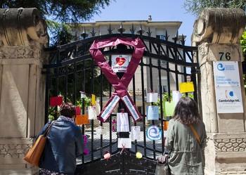 El colegio Escolapias Sotillo es uno de los que recurrieron la supresión de plazas concertadas.