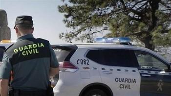 Cuatro detenidos en Ávila por agredir a guardias civiles