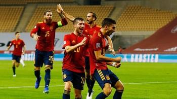 España se medirá a Italia en las 'semis' de la Liga de Naciones