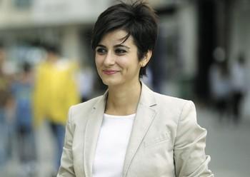 Isabel Rodríguez.
