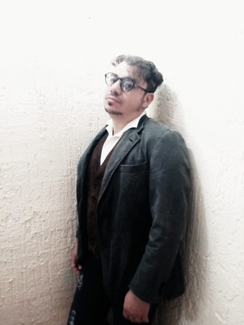 Samir Delgado, premio de literatura Antonio Machado