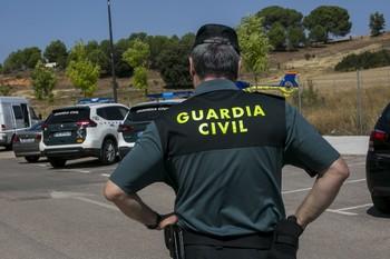 Tres heridos leves tras un choque en Castillo de Garcimuñoz