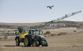 Bosch y BASF avanzan en el futuro de los cultivos