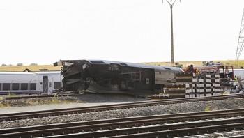 Renfe abrirá una investigación sobre el accidente de Zamora