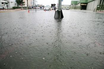 Bomberos Talavera tienen 17 salidas activas por la tormenta
