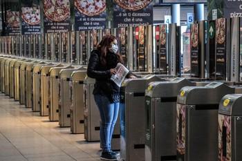 Italia confirma un quinto muerto en el norte por coronavirus