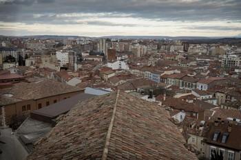 La compraventa de vivienda descendió en Burgos un 6,4% el año pasado.
