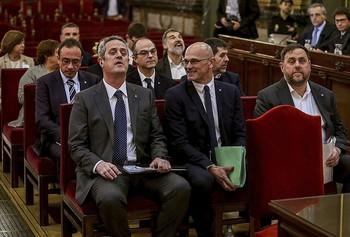 El indulto a los líderes del procés planea sobre La Moncloa