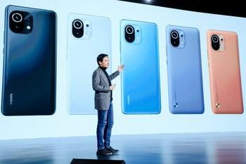 Xiaomi presenta Mi 11