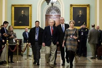Comienza la defensa de Trump en el 'impeachment'