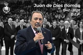 Fallece Juan de Dios Román