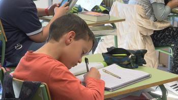 Cabrejas revitaliza su escuela hasta los 24 alumnos