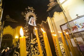 La Soledad de San Agustín suspende sus cultos por el Covid